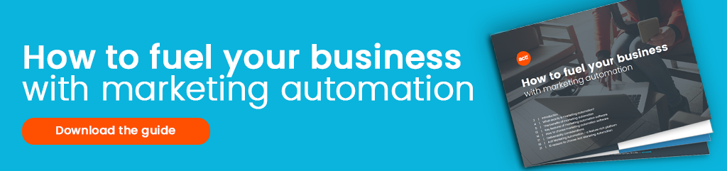 How to fuel your business with marketing automation